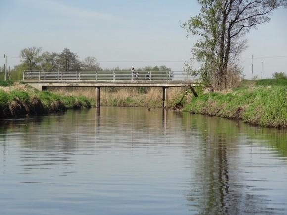 Kolejny most w Nowym Łuszczewku