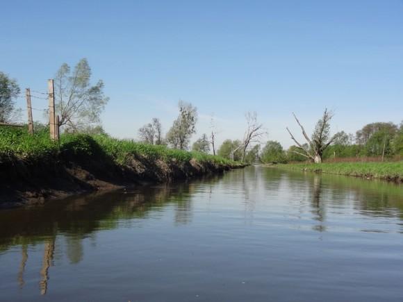 Utrata w okolicy miejscowości Cholewy