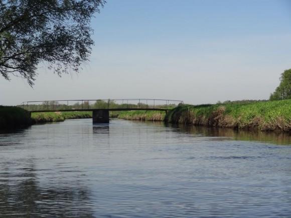 Most w Pawłowicach na Utracie