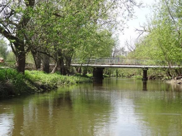 Most na Utracie w Szczytnie